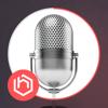 iRec App - ljudinspelare för inspelning av telefonsamtal via VoIP, program för röst- och ljudinspelning