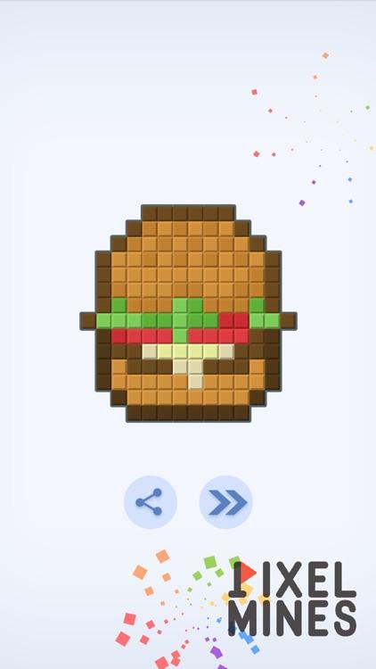 Pixel Mines screenshot-3