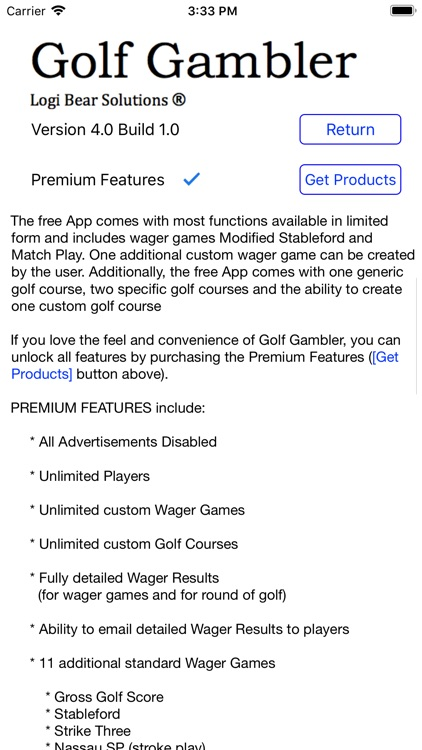 Golf Gambler screenshot-8