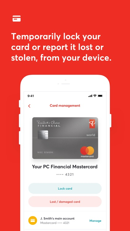 PC Financial Mobile