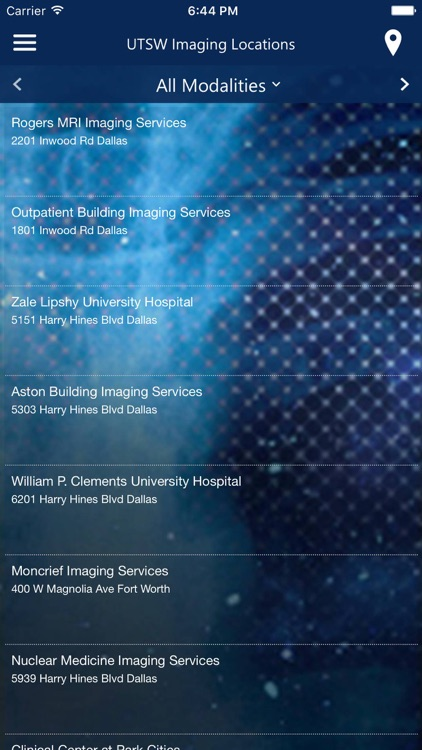 UTSW Radiology App screenshot-2