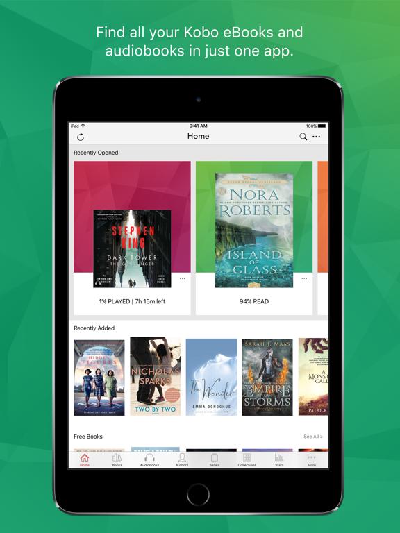 Kobo Reading App – Read Books and Magazines screenshot