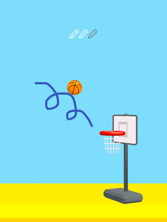 Draw Dunk! screenshot 7