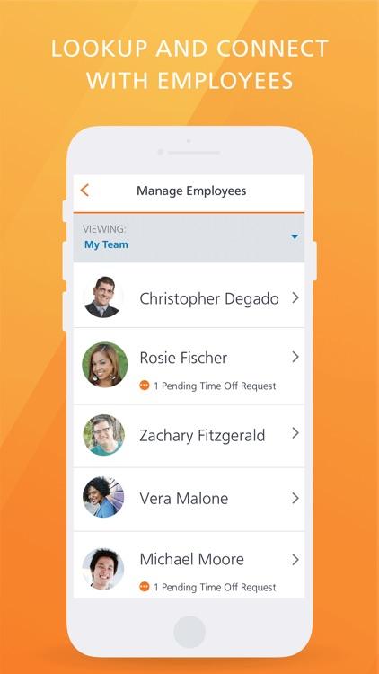 Paycor Mobile screenshot-4