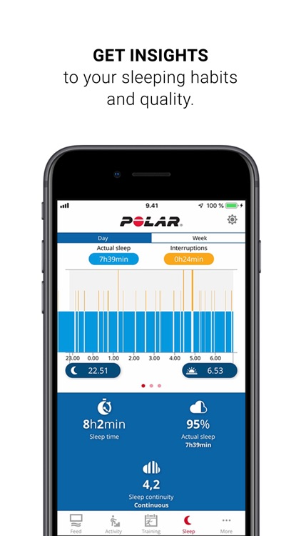 Polar Flow screenshot-5