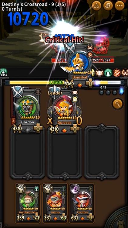 Triple Fantasy screenshot-5