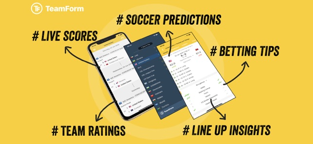 TeamForm - Soccer Predictions on the App Store