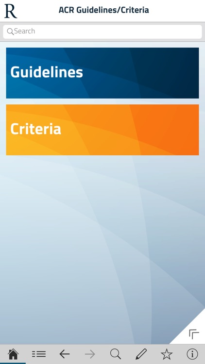 Guidelines And Criteria
