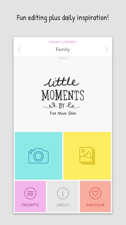 Little Moments by Fat Mum Slim
