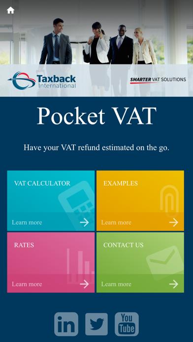 Pocket VAT Calculator