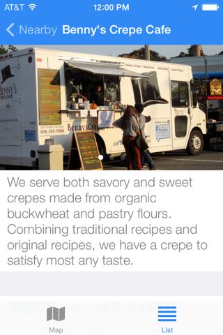 Street Food Boston - náhled