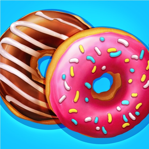 Donut Maker: Cooking Games