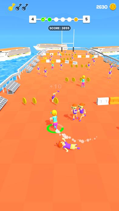 Ball Rush 3D! screenshot 5