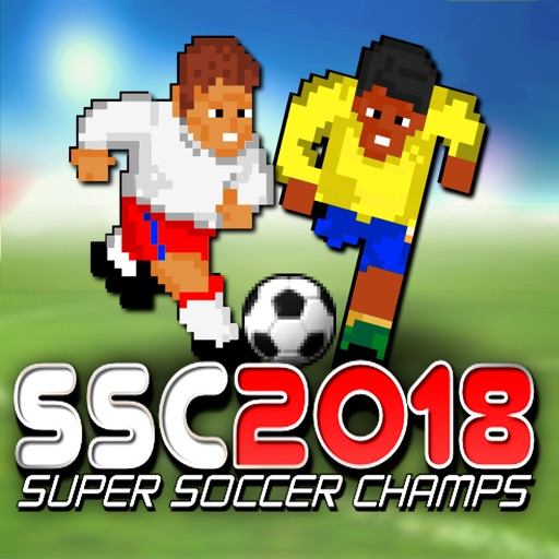 Super Soccer Champs 2018 icon