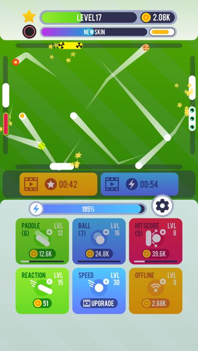 Pong Idle screenshot 3