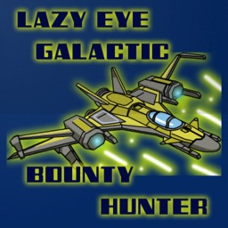 Lazy Eye Galactic Bounty Hunt
