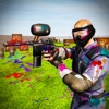 Paintball Arena Shooter War