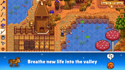 Screenshot from Stardew Valley