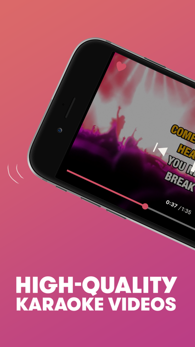 Singing Machine Karaoke Screenshot