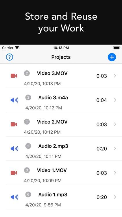 Denoise Audio - Remove Noise screenshot-4