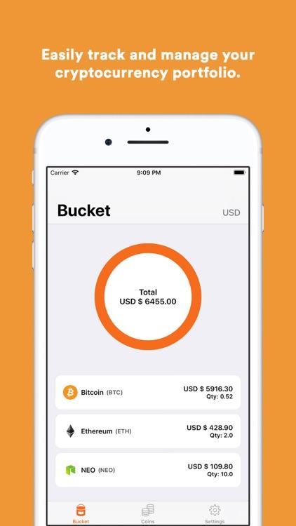 Cryptocks - Crypto Tracker