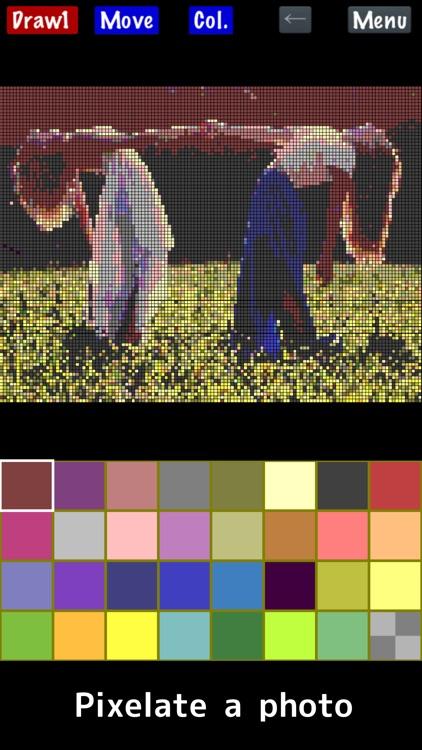 Pixel Art Maker