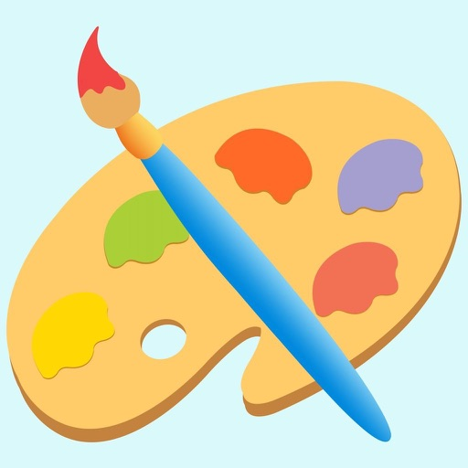 儿童画画 幼儿启蒙美术学画