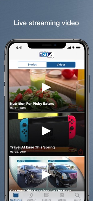 WTMJ TODAY's TMJ4 in Milwaukee on the App Store