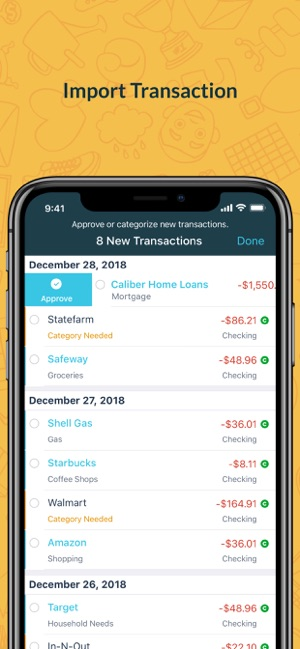 YNAB (You Need A Budget) on the App Store