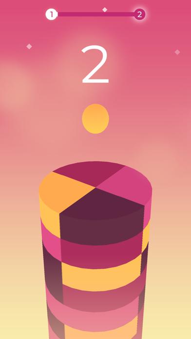 Tower Bouncing Ball screenshot 1