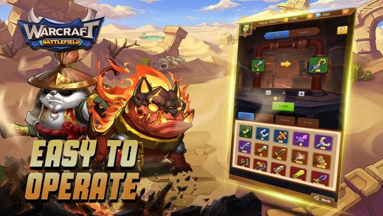 Warcraft Battlefield