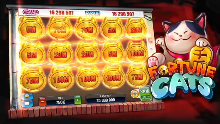 Billionaire Casino Slots 777 screenshot-3