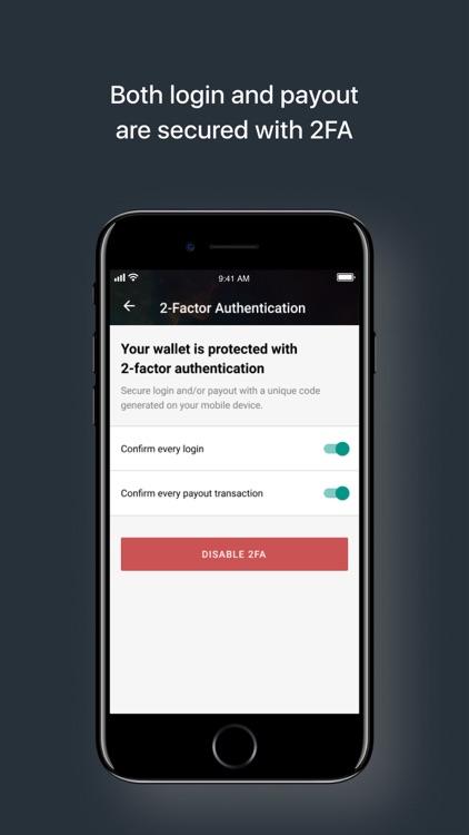 Bitcoin Cash Wallet Freewallet screenshot-4