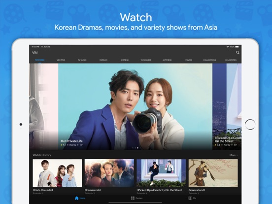 Viki: Asian TV Dramas & Movies by ViKi Inc  (iOS, United States