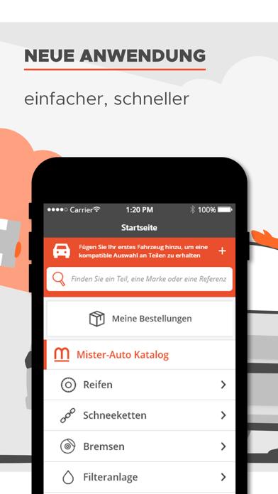 Herunterladen Mister Auto - Autoteile für Pc