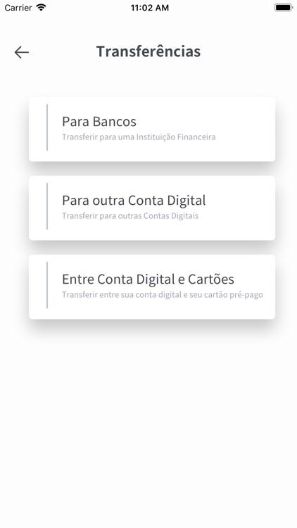 Conta Digital Avus Super screenshot-4