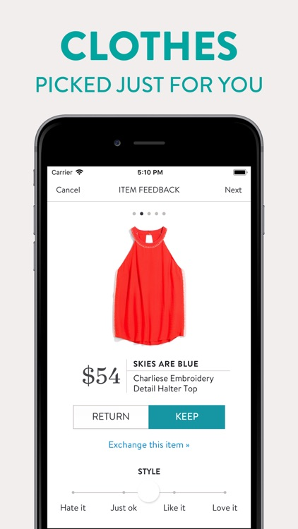 Stitch Fix: Fashion Stylist screenshot-3