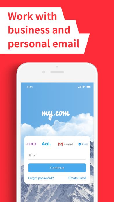 点击获取Email Client – myMail