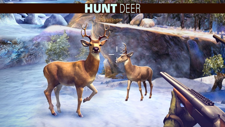 Deer Hunter 2018 screenshot-0