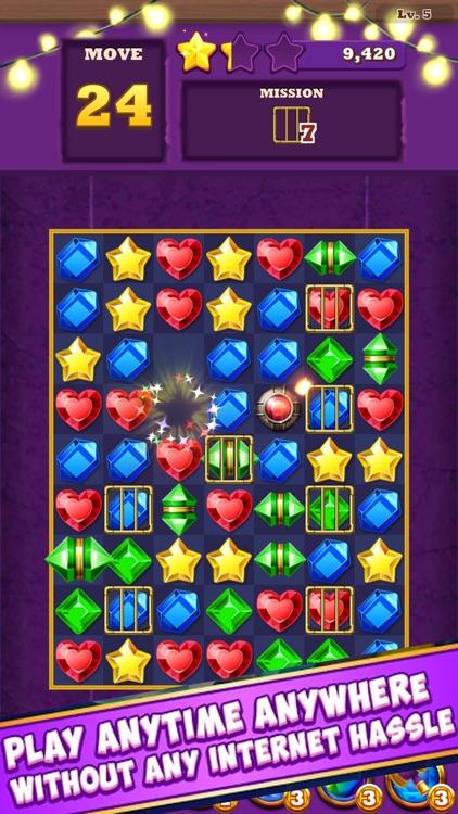 Jewel Magic Quest screenshot-4
