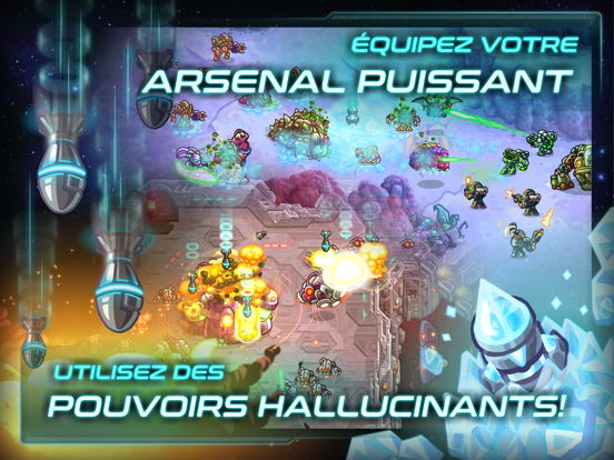 Screenshot #6 pour Iron Marines