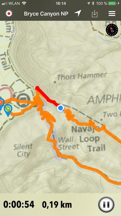 Utah Pocket Maps screenshot-4