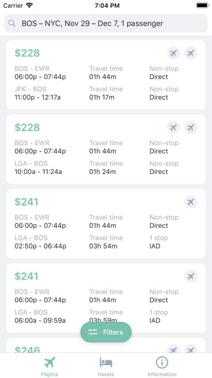 Jet - Cheap Flights & Hotels