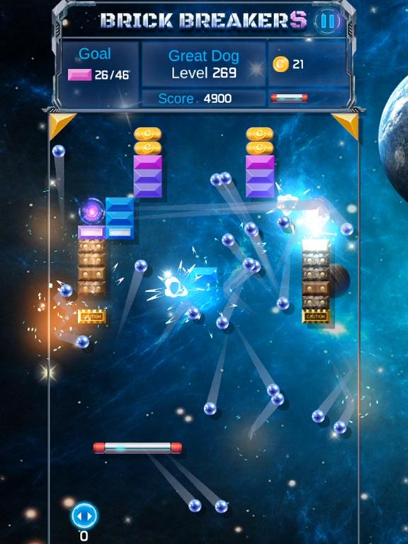 Brick Breaker : Space Outlaw screenshot 15