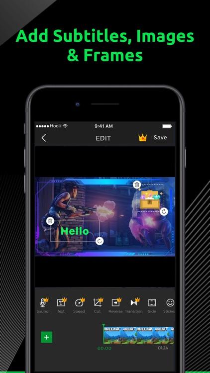 VidsMaker - Video Editor screenshot-7