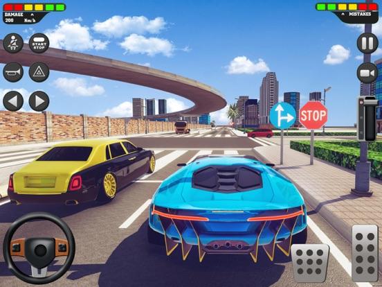 市 車 運転 学校 sim 3dのおすすめ画像2