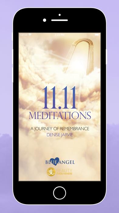 11.11 Meditations screenshot 1