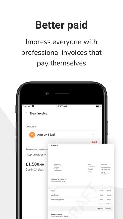 Countingup Business Banking screenshot-4