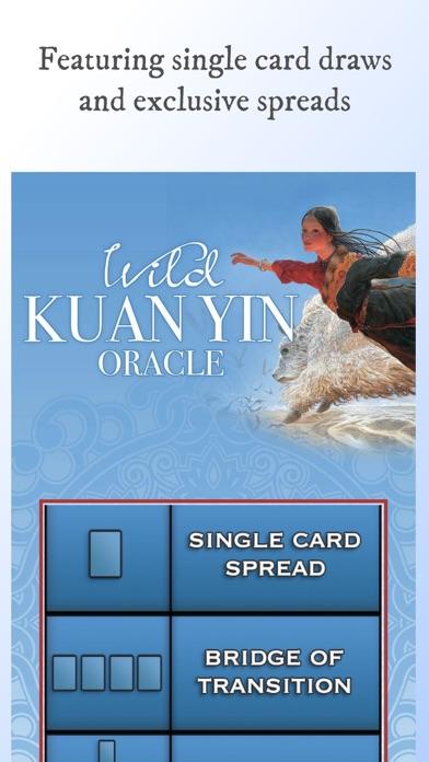 Wild Kuan Yin Oracle screenshot 3