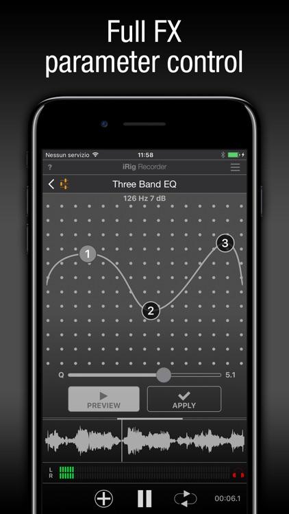 iRig Recorder LE screenshot-4